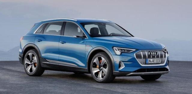 Carro Audi 100% elétrico