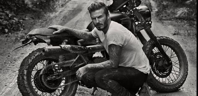 Estilo: David Beckham