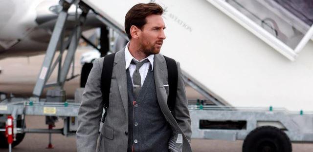 Estilo Lionel Messi