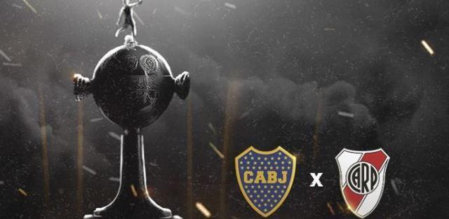 'O clássico' da Libertadores