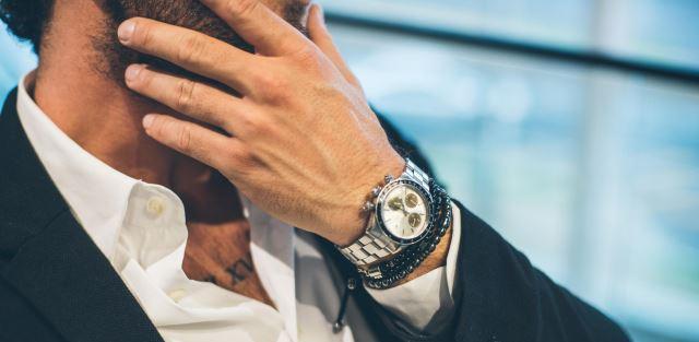 Alie seu relógio com pulseiras