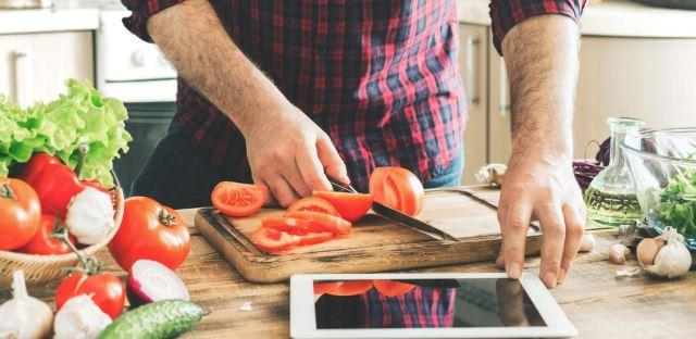 Aprenda a cozinhar de vez