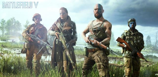 Veja o 1º trailer de Battlefield V