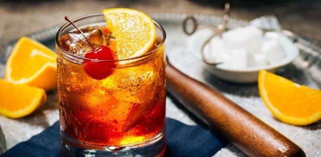 Old Fashioned, passo a passo