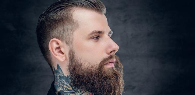 Qual é a barba ideal para o seu tipo de rosto?