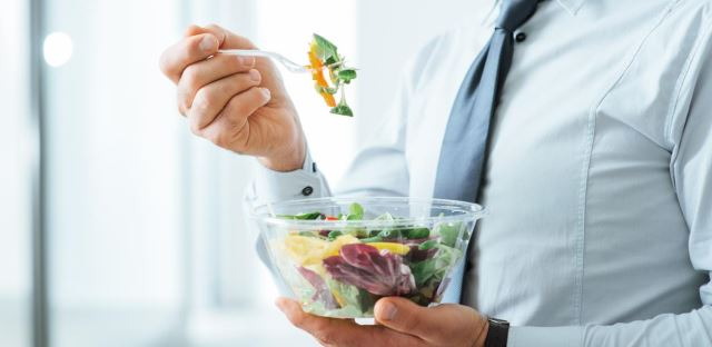 Vegetariano por amor a saúde