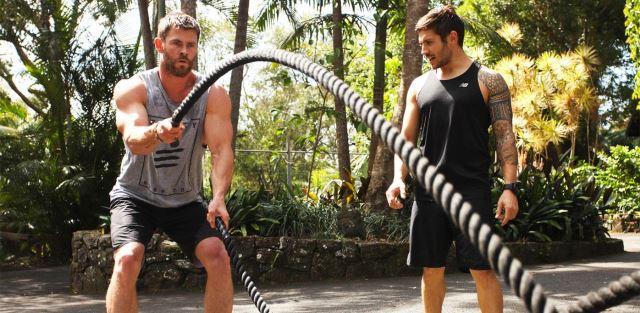 Quer ficar forte como o Thor?