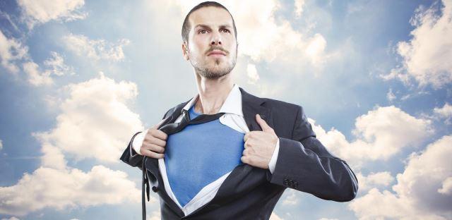 Quer ser um Super-Homem?