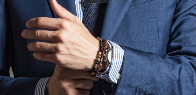 Pulseira: uma joia masculina