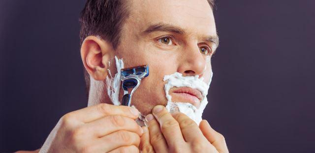 Como barbear sem irritação