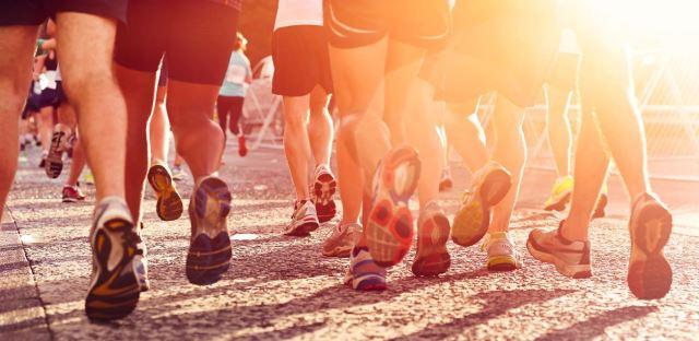 Correr é contagioso!