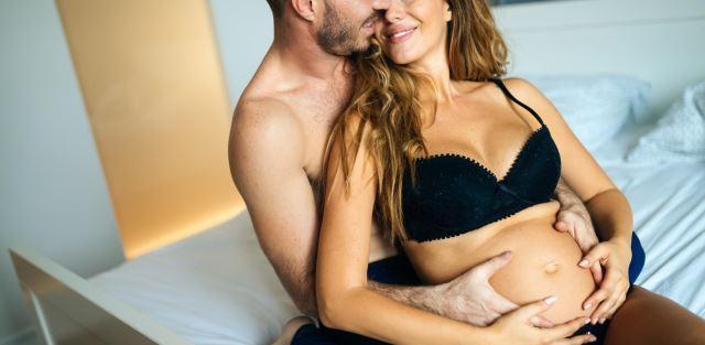 Sexo durante a gravidez? Sim!
