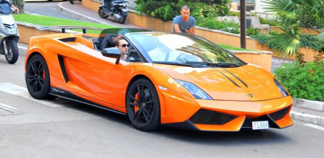 Lamborghini, sempre ícone