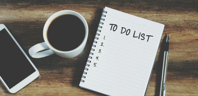 Aprenda a fazer lista de tarefas
