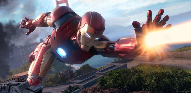 Avengers: veja o 1º gameplay