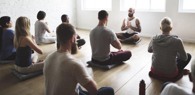 Meditação para homens? Sim!