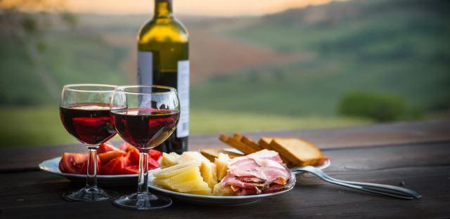 Pra harmonizar com seu vinho