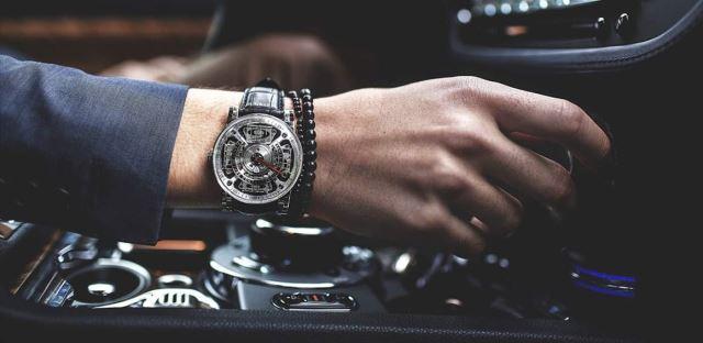 O relógio certo para a ocasião