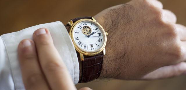 Como cuidar do seu relógio?