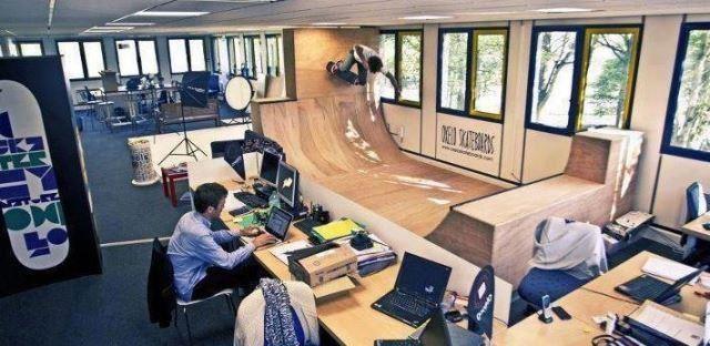 15 escritórios diferentões
