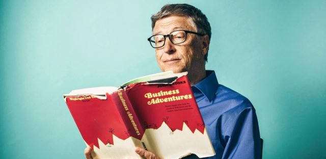 Os 4 segredos de Bill Gates
