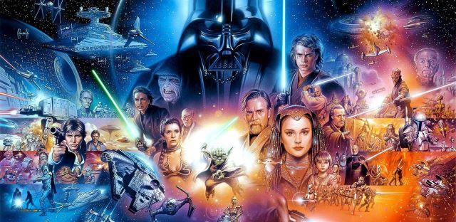 Qual a ordem de Star Wars?