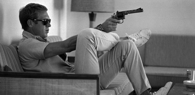 O 'Rei do Cool', Steve McQueen