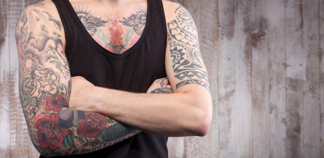 Dê um 'up' na sua tatuagem