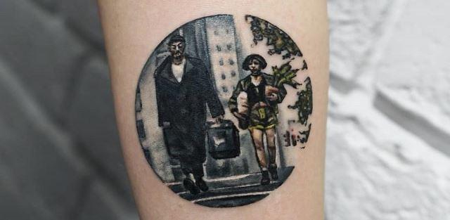 30 tatuagens de cinema animais
