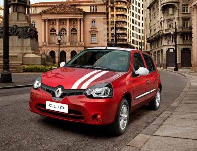 Renault Clio 2013 Vibe Motores Areah Site Masculino