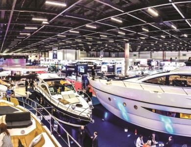Os barcos mais luxuosos do Boat Show Sp 2017