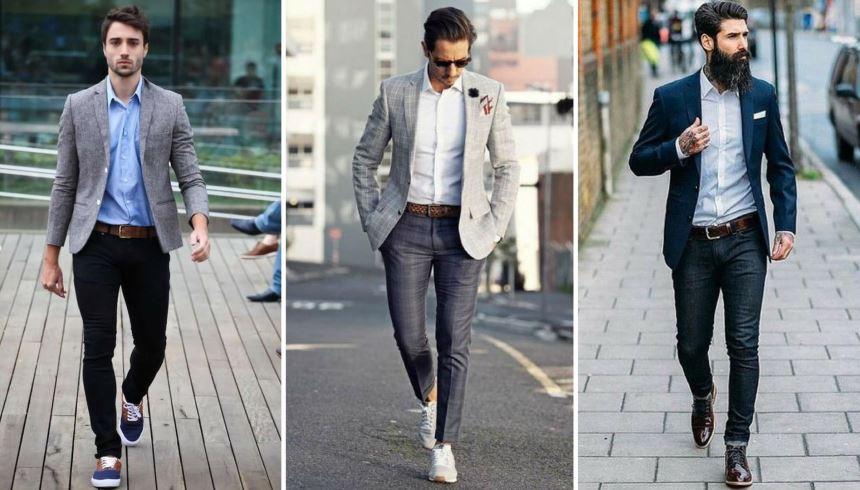 Como combinar camisa social com calça jeans - Vibe - Estilo  41e89dbe5f8e5