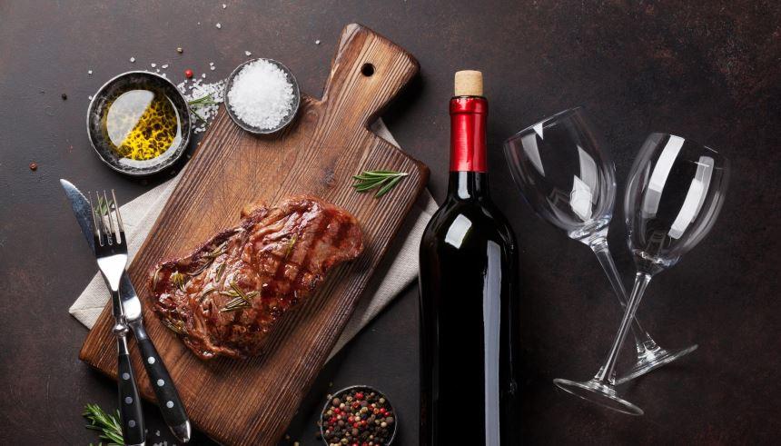 Resultado de imagem para VINHOS | Churrasco: o vinho ideal para cada corte