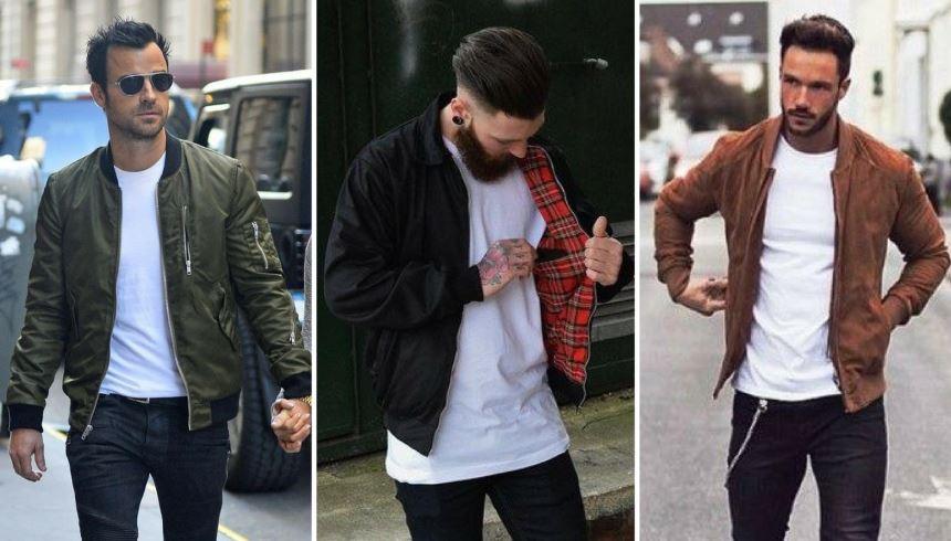 8 jaquetas masculinas que você precisa usar neste inverno - Cool ... a3cf59f376902