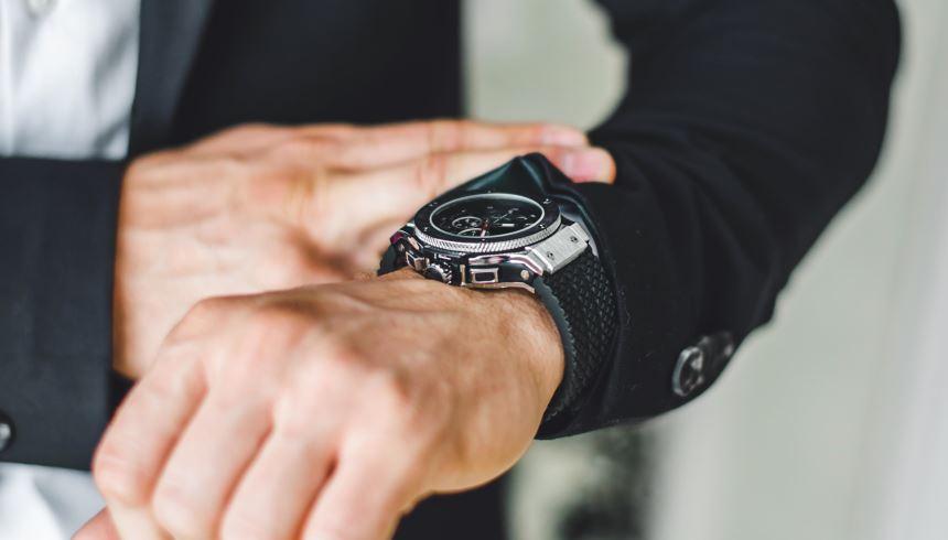 36fec1b9cb7 A pulseira do seu relógio pode fazer toda a diferença na imagem que você  deseja passar com a peça