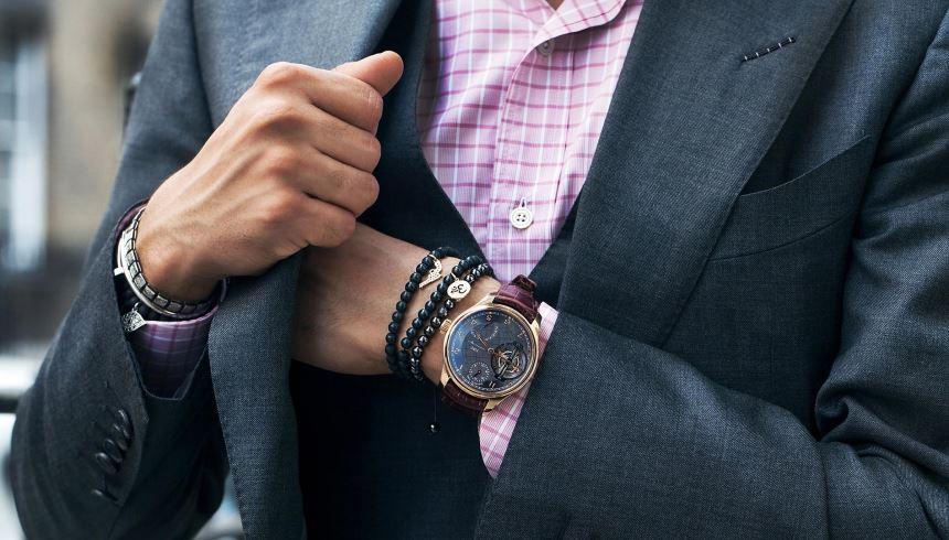b307c9e372d Relógios masculinos  5 dicas para combiná-los com pulseiras e outros ...