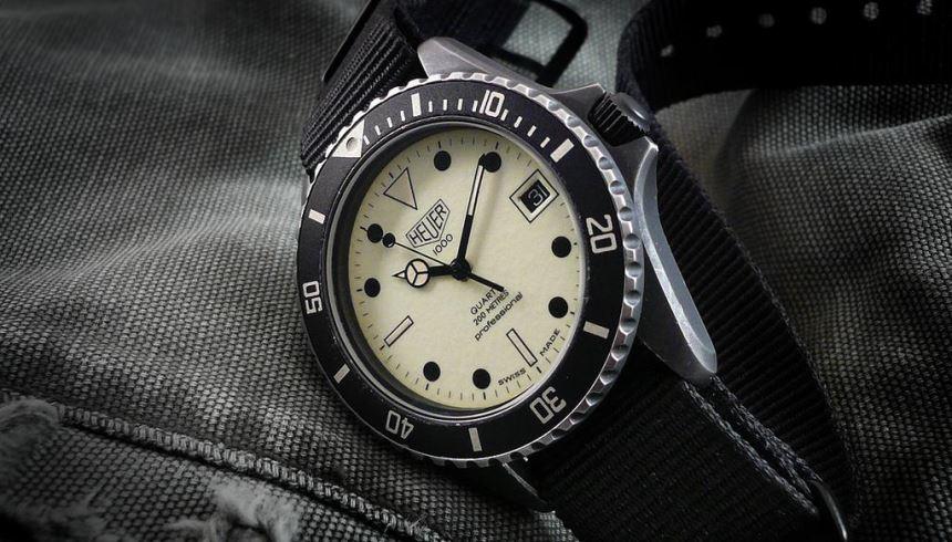 9494f7393bd O primeiro TAG Heuer a ser usado na franquia apareceu no pulso do James Bond  de Timothy Dalton