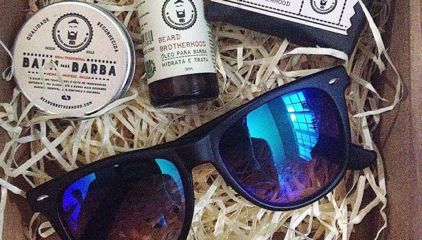 Temos o óculos de sol ideal para homens com barba. Confira! - Cool ... 15e515d67a