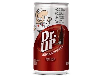 De acordo com o novo produto da Ultrapan, o fabuloso DR. UP, parece que a ressaca está preste a chegar ao fim