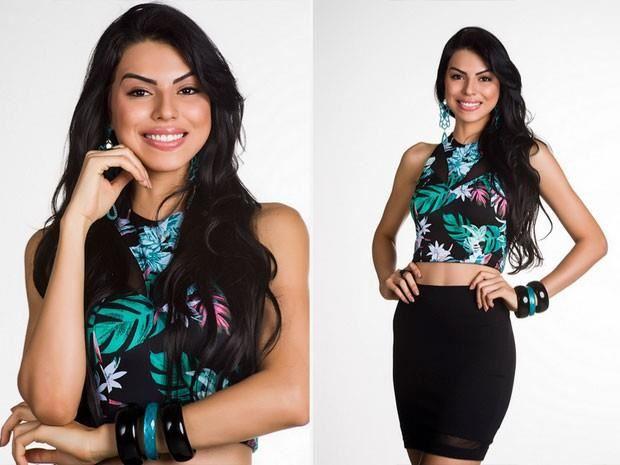 Gatas do Miss Brasil 2015