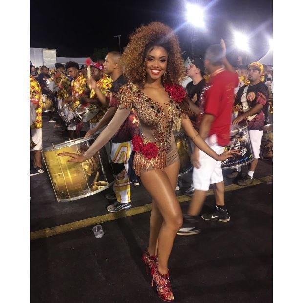 Rainhas das Escolas de Samba