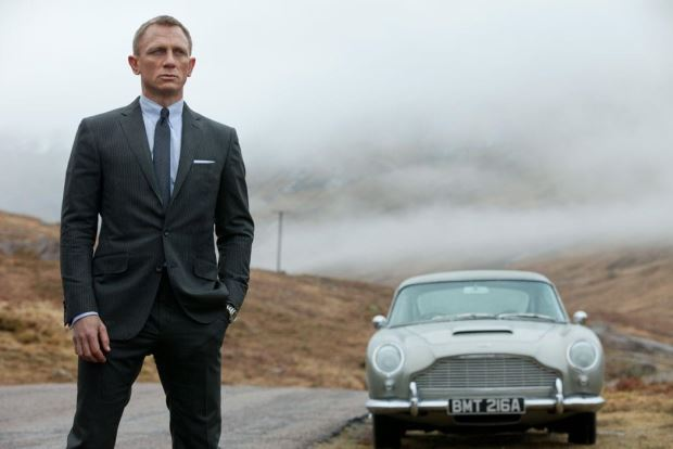 007: Atores que interpretaram James Bond no cinema