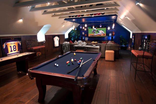 Man Cave: 8 ideias de decoração para investir no seu espaço
