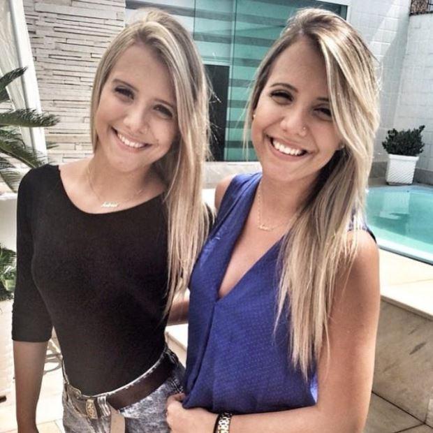 Andressa e Amanda - Gêmeas BBB 15