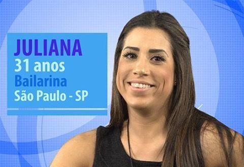 Juliana Dias BBB16