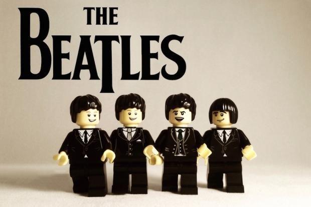 Lego Rock Stars