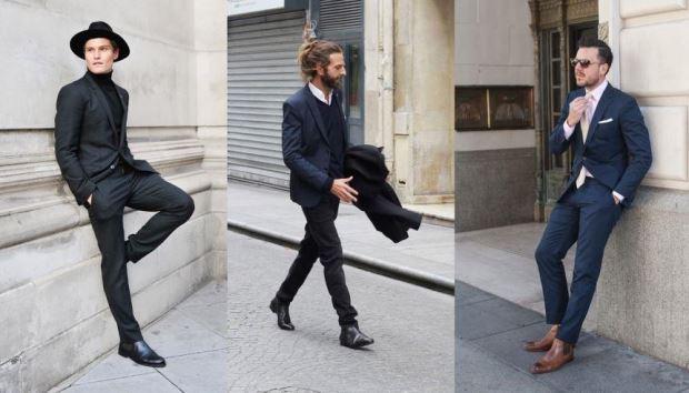 Os diferentes estilos de botas sociais masculinas