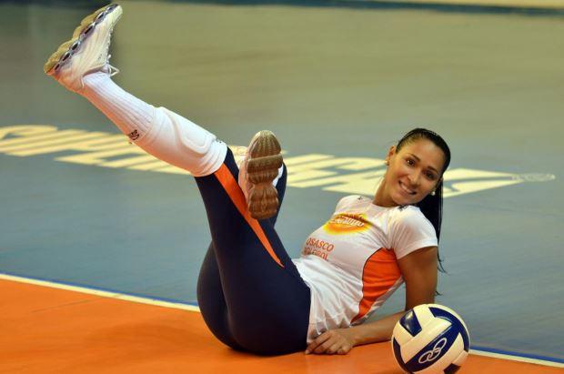 As jogadoras de vôlei mais bonitas