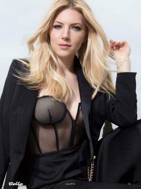 Katheryn Winnick, a Lagertha de 'Vikings'