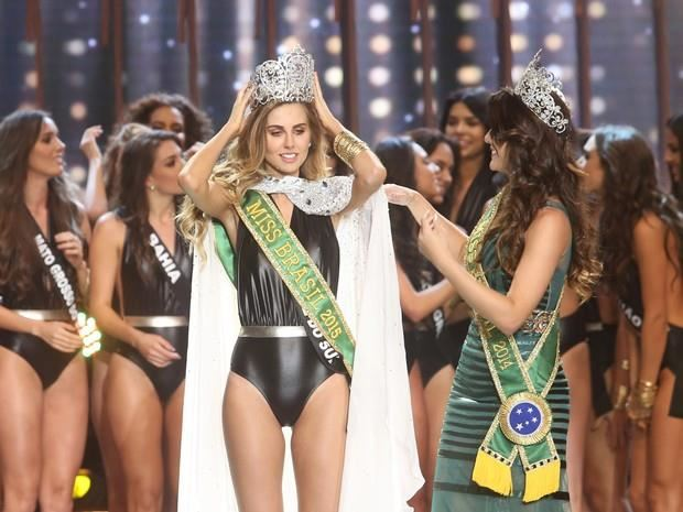 Marthina Brandt - Miss Brasil 2015